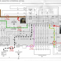 Mgf Wiring Diagram 2000 Yamaha R6 Tail Light Power Steering Swap Quothow To Quot Mg Rover Org Forums