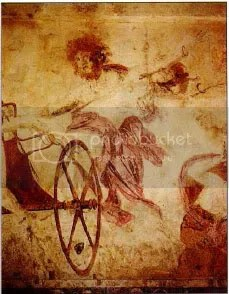 History Of Macedonia  Greek painting from the Geometric