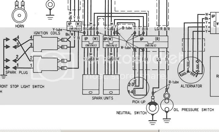 Better wiring diagram?