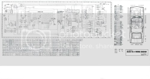 small resolution of rx4 wiring diagram wanted ausrotary 1997 mazda mx6 wiring schematic its been posted a few times