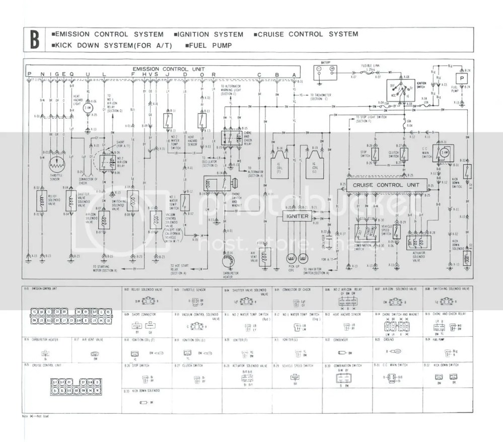 medium resolution of mazda 1300 wiring diagram