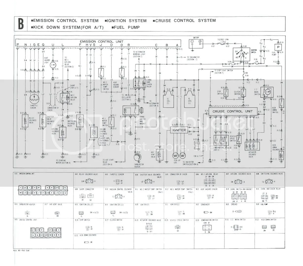 hight resolution of mazda 1300 wiring diagram