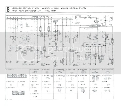 small resolution of mazda 1300 wiring diagram