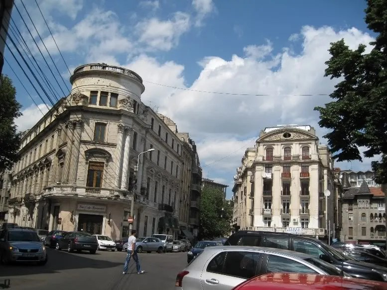 Buildings near the Atheneum