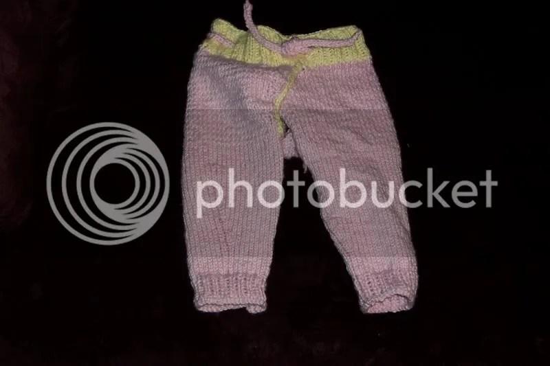 Pink EC Pants