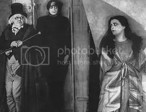 pioneering expressionist film