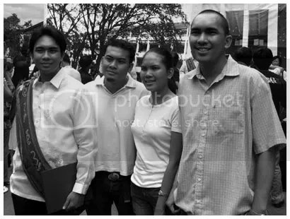 with siblings Doms, Angel, and    Oliver