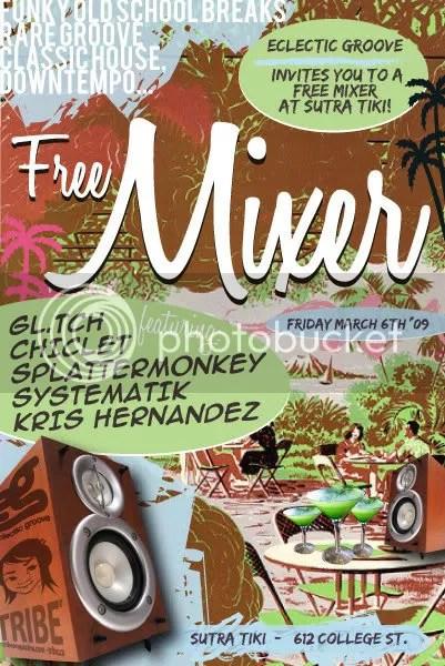 Free Mixer