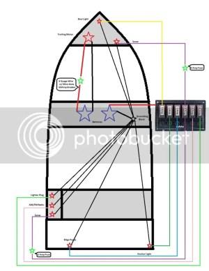 Bass Boat Wiring Diagram  Somurich