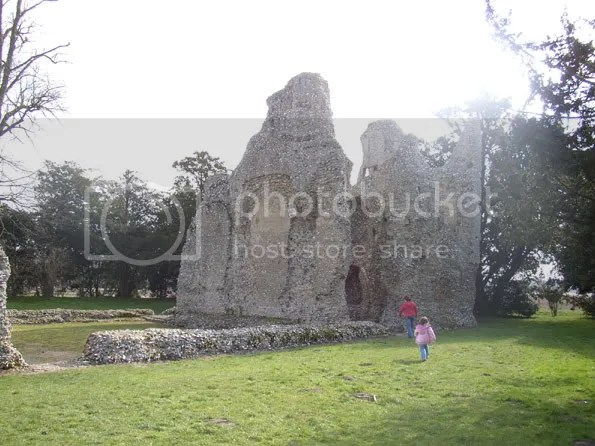 Weeting Castle