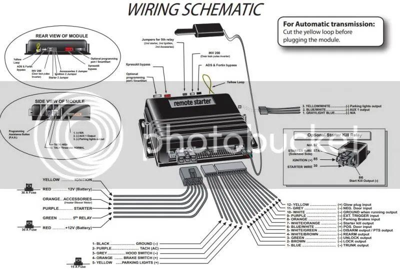 start wiring diagram furthermore bulldog security wiring diagrams