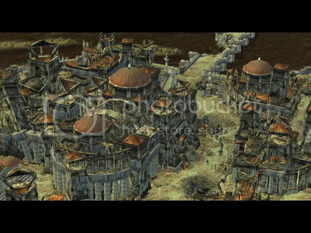 Age of Mythology the titans Legends of Middle Earth by Oscar