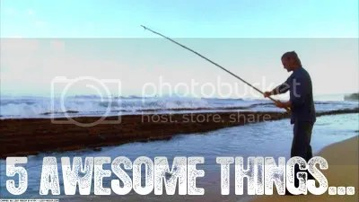5 Awesome Things...