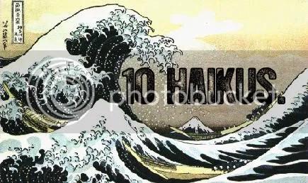 10 Haiku Recap!