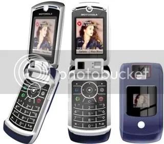 Motorola Razr V2X. I want(ed?) the pumpkin orange one.