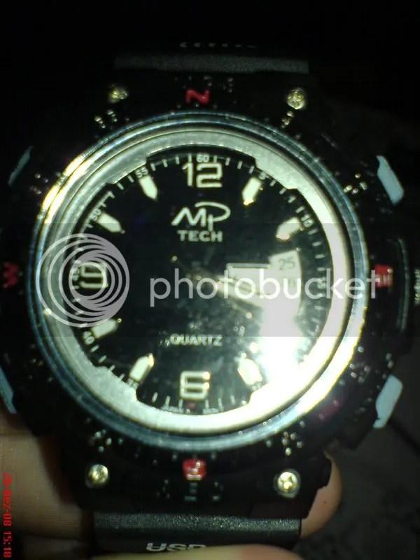 Relógio e o seu mostrador 2.