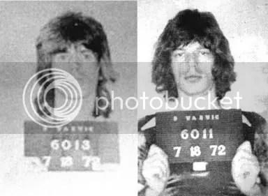 1972 Rolling Stones Arrest