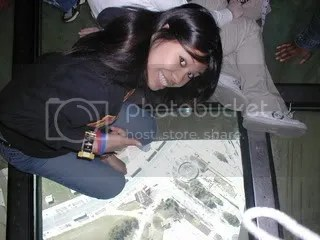 glass floor!