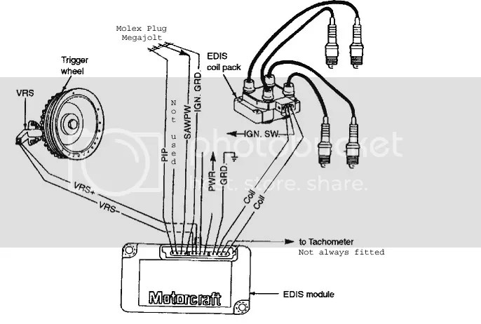 Obd1 Alternator Wire Diagram 4