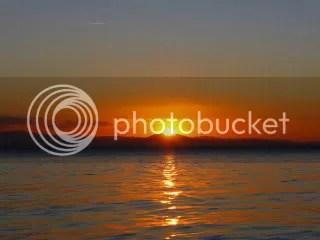 Sundowner boat cruise