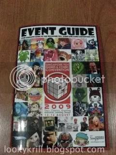 STGCC event guide