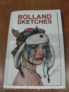 Bolland Sketches