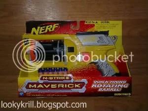 Maverick Nerf