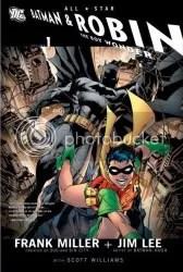 batman & robin all stars