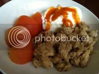 chicken yogurt peri peri sauce