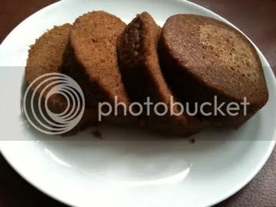 Milo cake