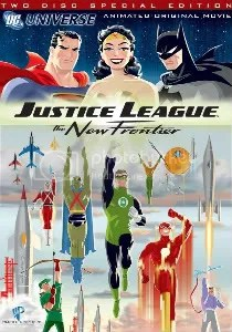 justice leage: the new frontier