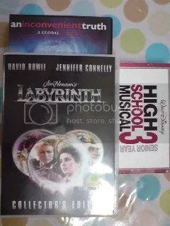 labyrinth, inconvinent truth and HSM3