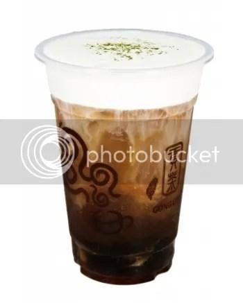 Gong Cha Milk Coffee
