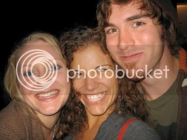 Shannon, Samantha, Me