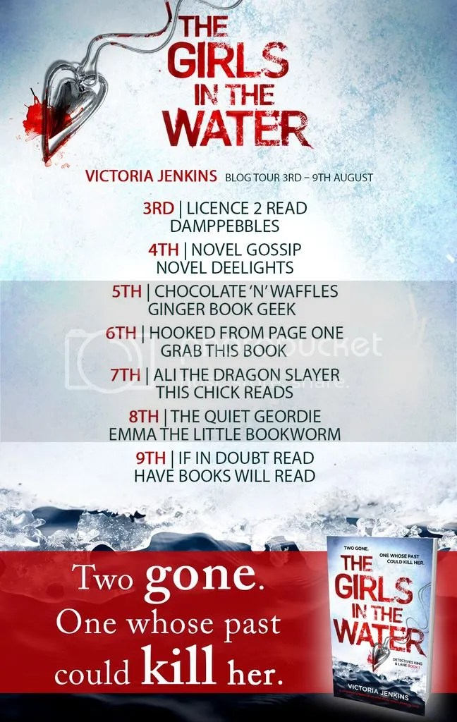 photo The Girls in the Water - Blog Tour graphic.jpg