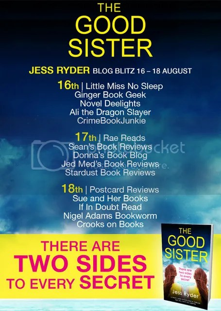 photo The Good Sister - Blog Tour.jpeg