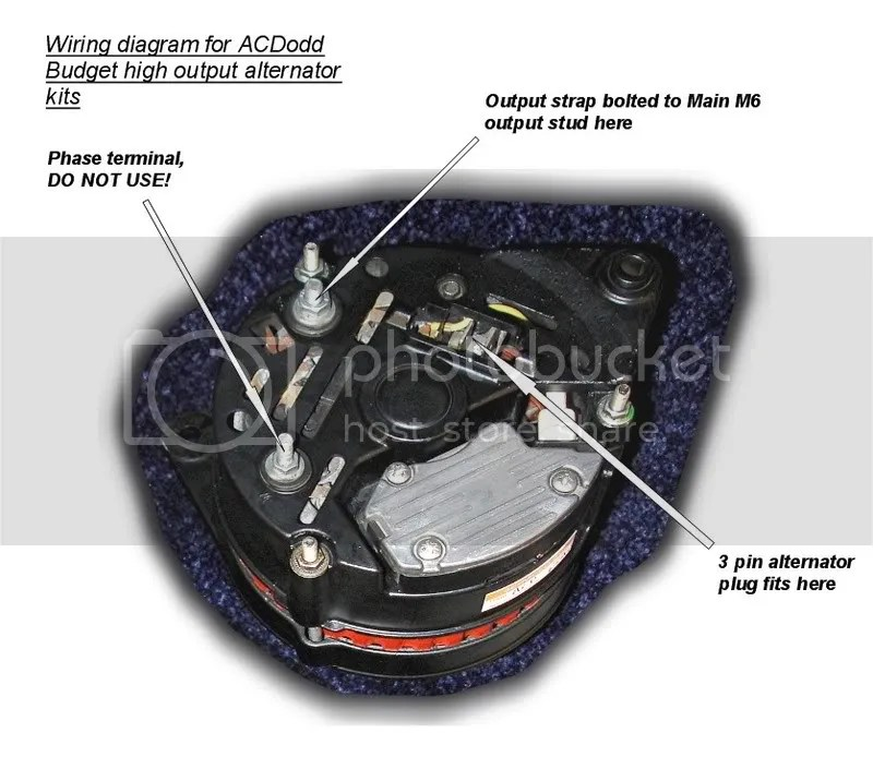 Wiring Diagram Lucas As Well As Lucas Alternator Wiring Diagram