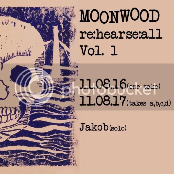 Moonwood Vol 1 cover