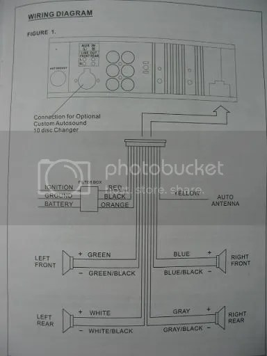 Wiring Diagram For Vs Commodore Stereo