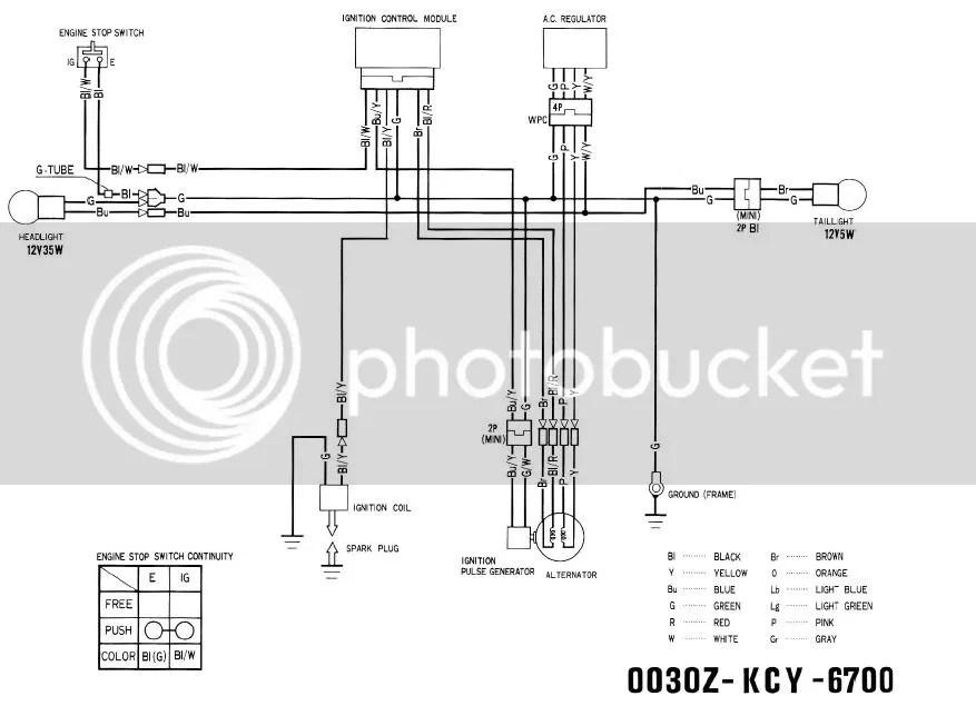 Wiring Diagram For Honda Xr400r. Honda. Auto Wiring Diagram