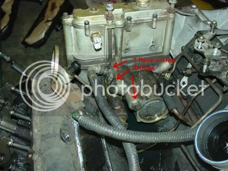 7 3 powerstroke firing order chevy hei distributor wiring diagram 99 03 oil leak diagnosis ford diesel forum