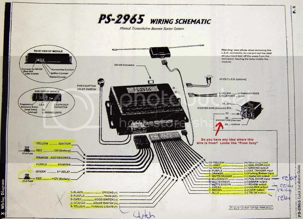 medium resolution of pursuit car alarm wiring diagram