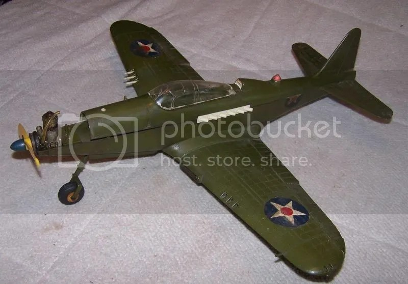 AMF Wen Mac P-39 Airacobra