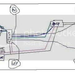 1992 Chevy S10 Radio Wiring Diagram Water Level Indicator Project With Circuit Corvette Diagrams Schematic C4 Coupe Bose Gold Remove Replace Stereo Head Install 1991