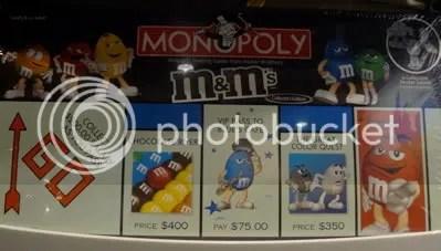 M&Monopoly