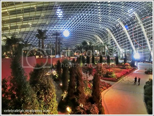 JW Circuit Lounge, Johnnie Walker, F1 Party, Flower Dome, Gardens by the Bay, Johnnie Walker Circuit Lounge