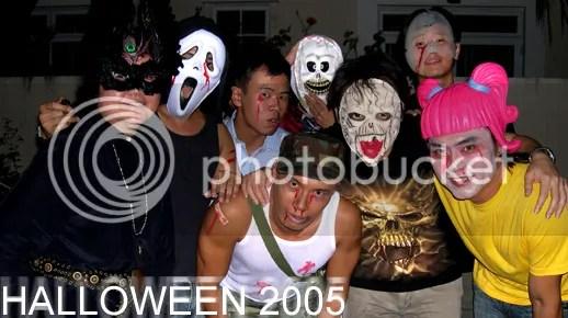 Halloween group pic