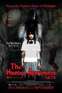 The Haunted Apartment poster
