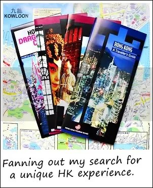 Be your own Hong Kong travel guide.