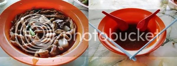 Fish Maw Noodle